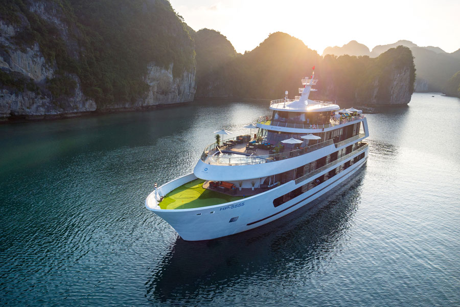 stellar of the sea HA LONG