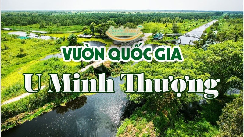 Check-in rừng U Minh